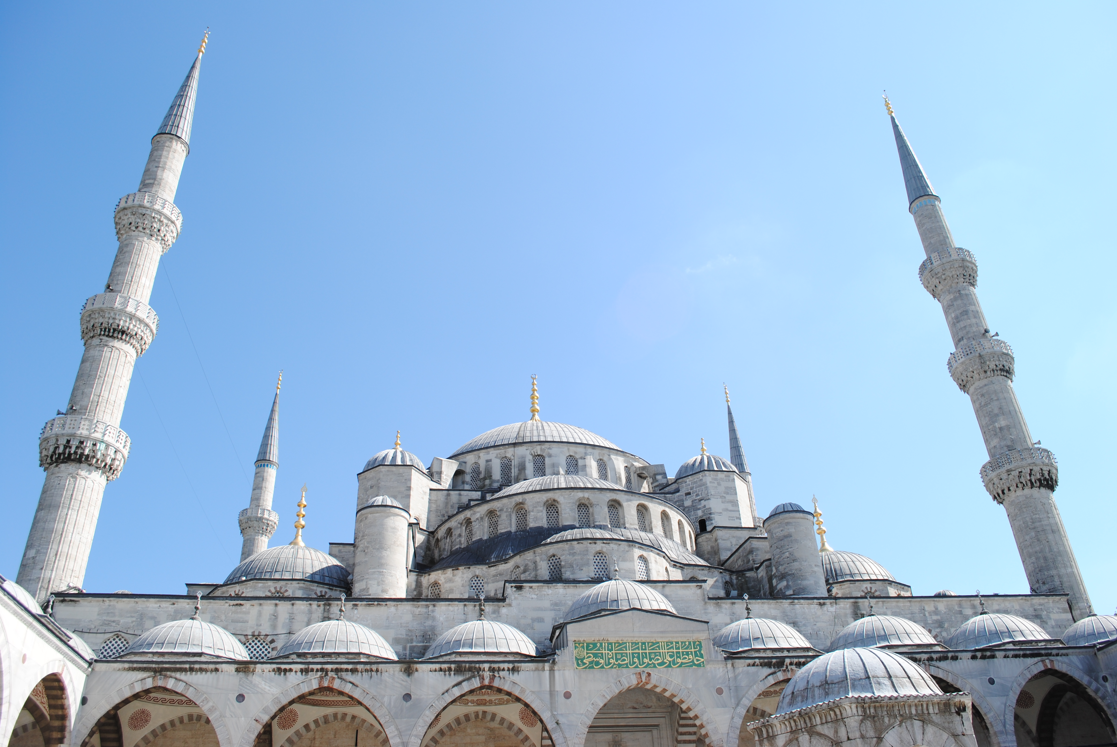 The mosques and the muezzins